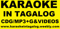 Thumbnail Karaoke OPM CDG MP3+G 900+ Tracks and More